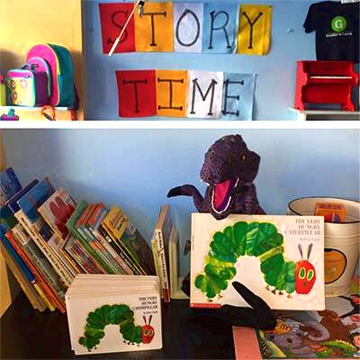 20 Free Kids Activities to do in Brooklyn - Story Time at Mini Max Toys & Cuts