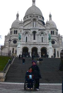 Sacre Coeur - Accessible Travel