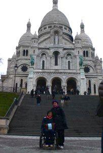 Sacre Coeur - Accessible Travel