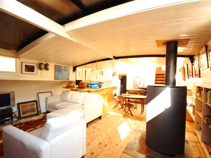 Bateau simpatico - paris holiday rental houseboat apartment by owner and immediate achieve from the