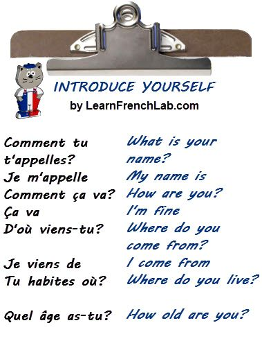 Beginning conversational french anybody that has ever