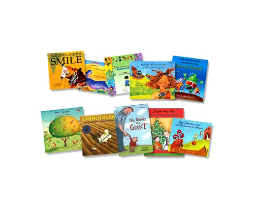 Children's bilingual books & audiobooks, language, dual language books, bilingual toys- language lizard Dental vocabulary skills are