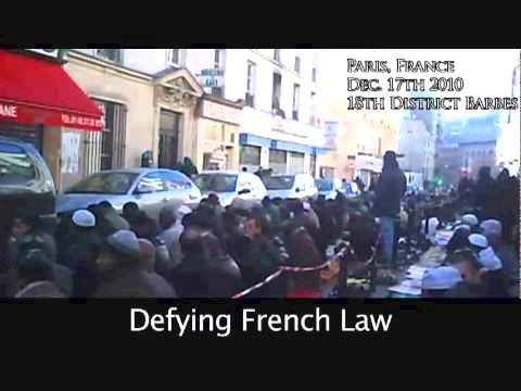 Existence like a muslim in paris banning headscarves within