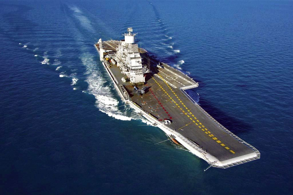 French carrier to guide joint amphibious off-shore drill in show of pressure targeted at china: sources available for