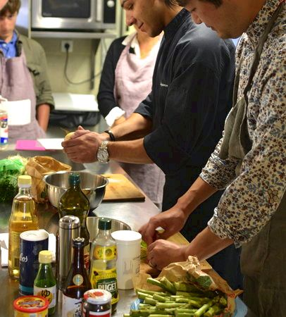 French cooking class in paris - le foodist day speaking concerning the various