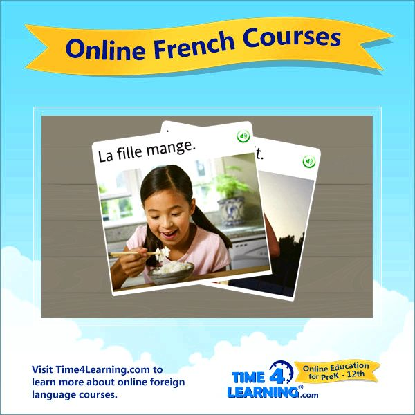 French language course online training that you