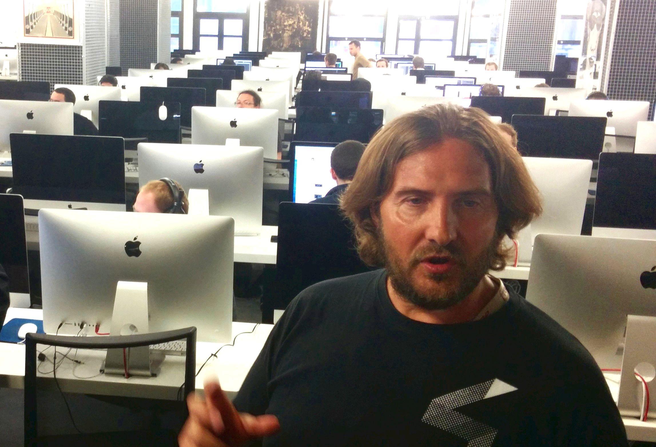 Internet maverick launches free coder school in paris Baguette reports