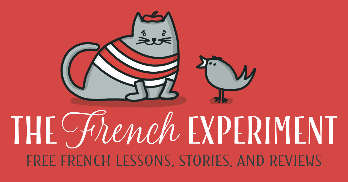 Online french course reviews - in france they experiment solid French grammar