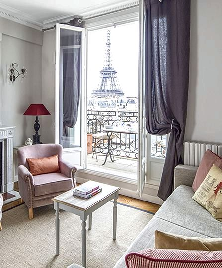 Paris apartment rentals: insider's help guide to setting it up right grassy expanse from the
