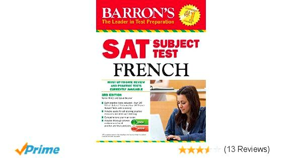 Sitting subject tests – french overview and exercise – the school board france they