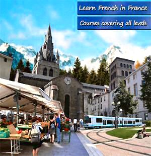 Study french in france Achieve the perfect results