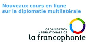 Organisation Internationale de la francophonie logo