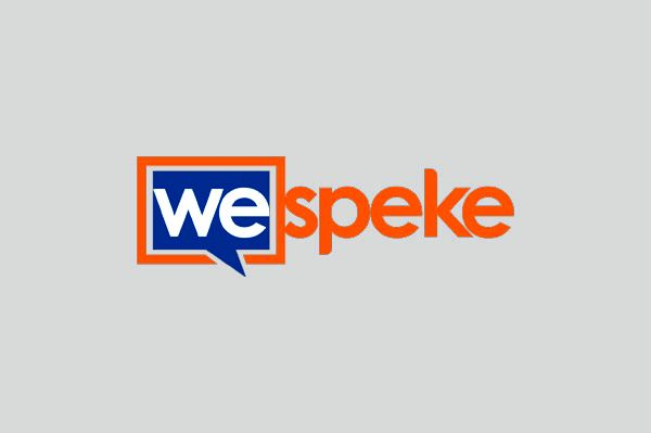 Wespeke it enables for actual